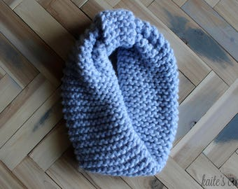 Kimbie Cowl Knit Pattern
