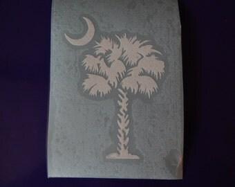Palmetto Tree Decal