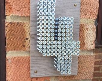 Industrial Door Number