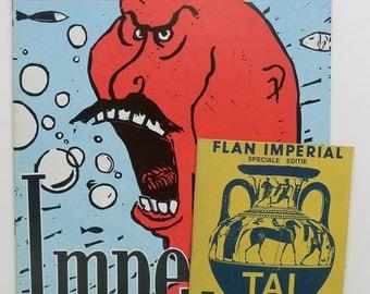 "Magazine ""Flan Imperial"" with extra Edition Tai balboekje-(1987)"