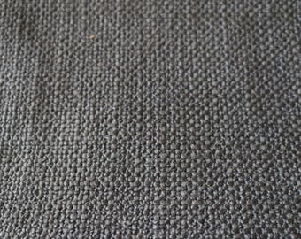 18 Blue tweed upholstery fabric