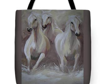 Majestic Spirits Tote Bag