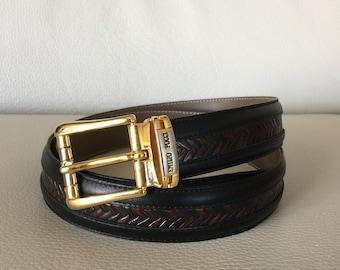 Emilio Pucci belt man