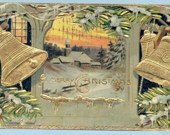 Vintage Christmas Postcard -No. 31