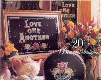 Cross Stitch & Country Crafts -June, 1994