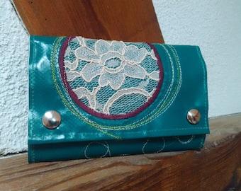 Wallet purse tarpaulin: Tip
