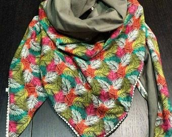 Turban scarf stole scarf