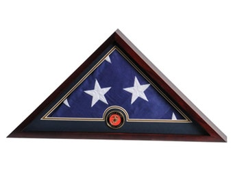 "Marine Corps Flag Case for 5' x 9'6"" Flag"
