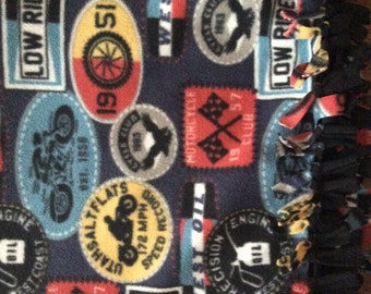 Easy Rider Style Blanket