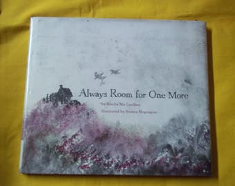 Always Room for One More by Sorche Nic Leodhas, illustrated by Nonny Hogrogian