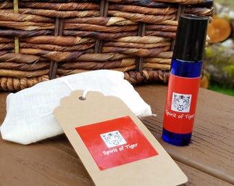 Spirit of Tiger Essential Oil Blend