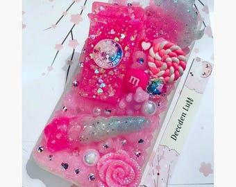 Decoden Unicorn Dessert iPhone 7 Case