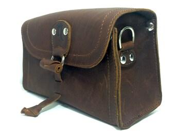 Leather Dopp Case