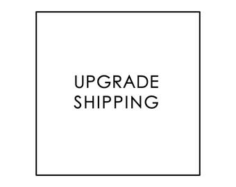 Upgrade Shipping only to Canada & USA