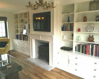 fitted bookcases bathrooms bedrooms