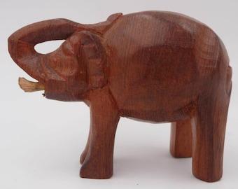 African elephant mistaken Air Madagascar rosewood