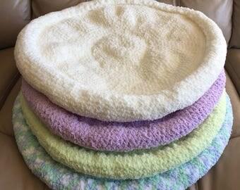 Handmade super soft cat/dog bed