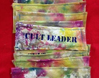 Cult Leader - Sew on Patch