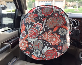 Steering Wheel Cover Etsy