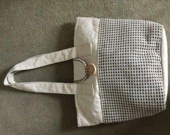Lovely handmade shoulder bag