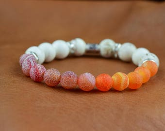 Chakra 1,2 Bracelet.Party.Wedding.Spacial Occasion.Hand Crafted.