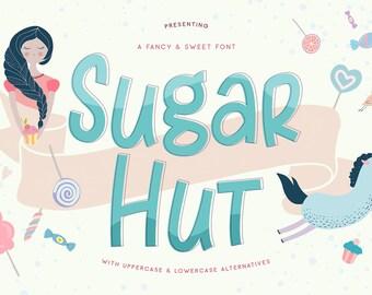 Sugar Hut Font