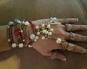 Slave bracelet