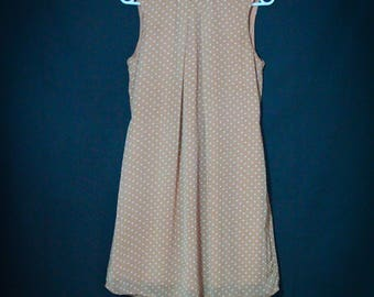 Vintage 1960's dress s pattern small pea size 38 - Bohemian/Vintage/romantic