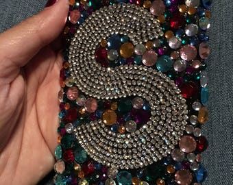 Cell phone bling case iphone