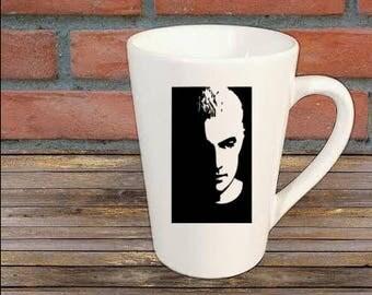 Spike Buffy the Vampire Slayer Horror Mug Coffee Cup Halloween Gift Home Decor Kitchen Bar Gift for Her Him