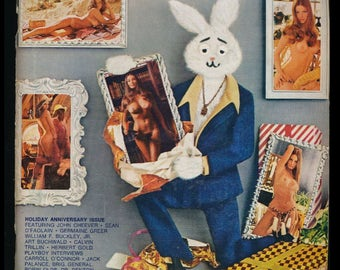 Playboy 1973 Holiday Issue