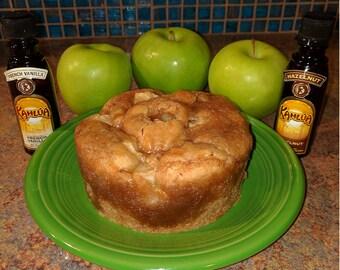 1 Apple Toffee - Small Bundt (Adult Alternative)