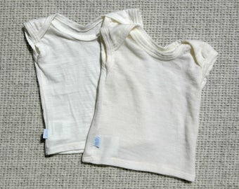 100% Australian Merino Wool Singlet