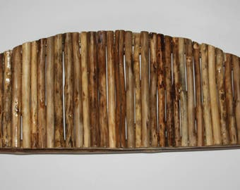 Natural Wood Wall Piece