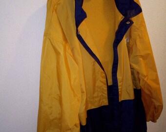 Kway style jacket