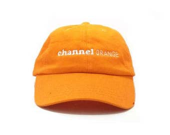 Frank Ocean Curated Cap: Channel Orange Endless Blond OFWGKTA Chanel Goblin Tyler The Creator