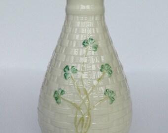 Vintage Belleek Vase