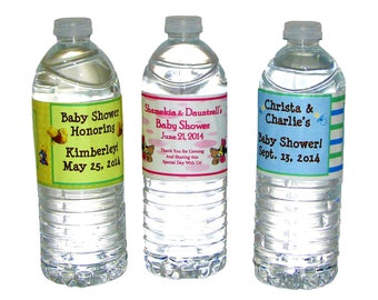 Personalized Water Bottle Labels, Personalized Soda Labels, Personalized Beer Bottle Labels, Customized Bottle Labels