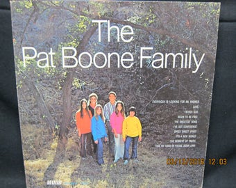 Pat Boone Family - Word Records