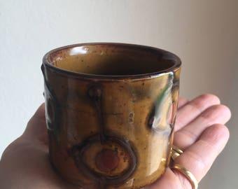 vintage OMC japan tea cups set of 5