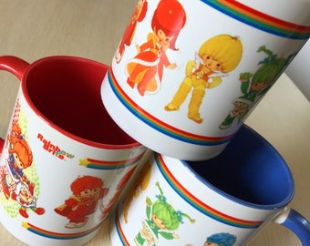 Rainbow Brite and Friends Mug