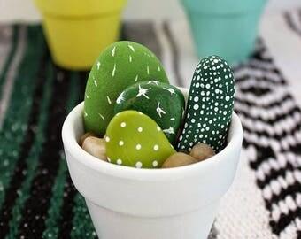 Cactus Pot Decor