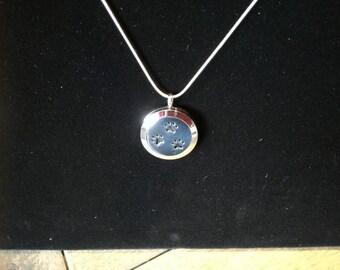 Infusion parfum necklace