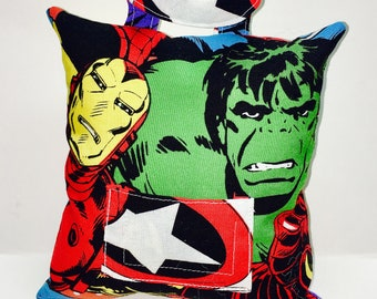 Tooth Fairy Pillow: The Avengers
