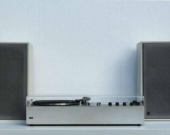 BRAUN Audio 310 DIETER RAMS Recordsystem