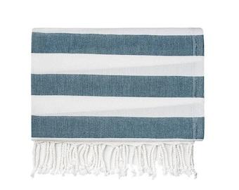 Ocean Silk Turkish Towel
