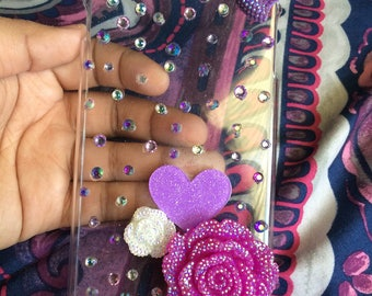 Simple Bling Phone Case