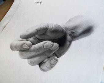 Hand and love
