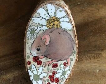 Field Mouse Woodslice