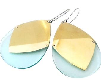 Benedetta Tear Drop Earrings